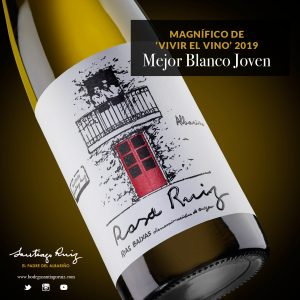 Rosa Ruiz 2017: Premio «Magnífico» en la Guía Vivir el Vino ins 300x300