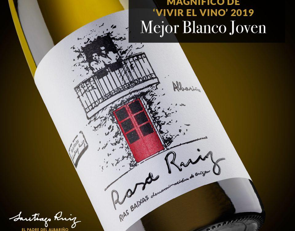 Rosa Ruiz 2017: Premio «Magnífico» en la Guía Vivir el Vino ins 960x750