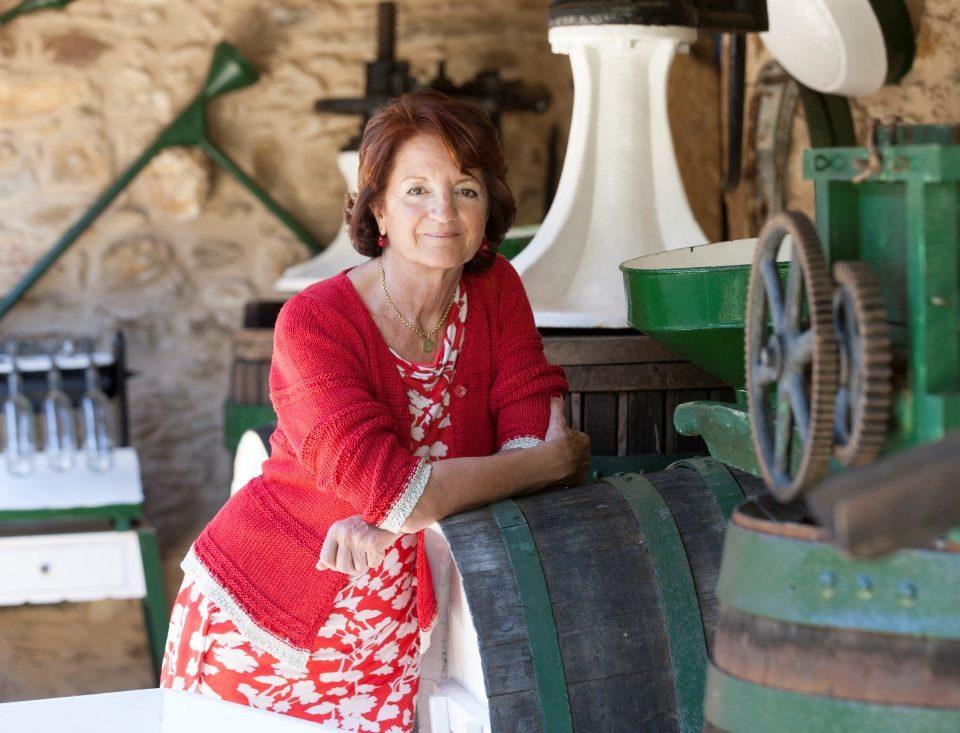 Rosa Ruiz, embajadora de Santiago Ruiz rosa ruiz 960x733
