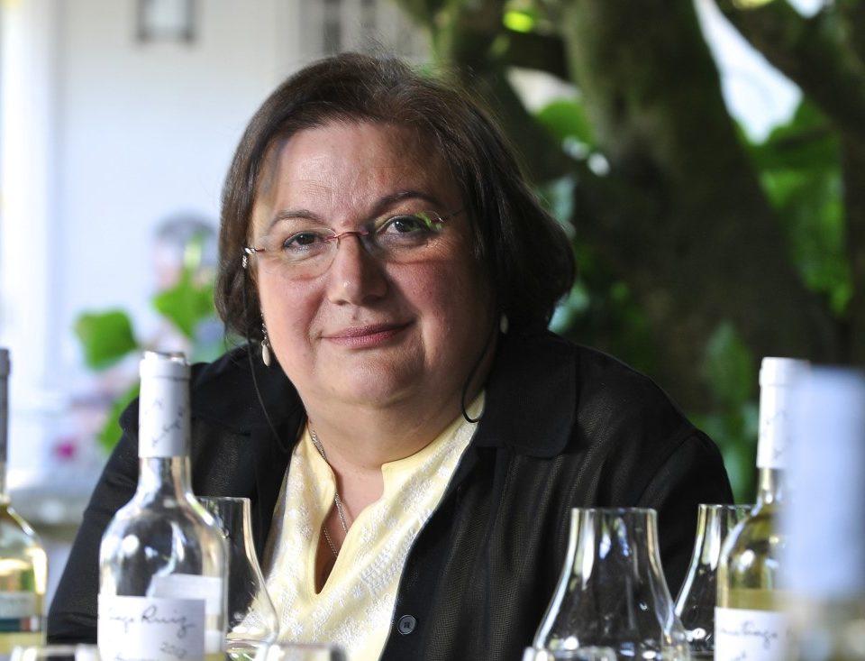 Luisa Freire, la alquimista de Santiago Ruiz Luisa Freire Santiago Ruiz  960x733